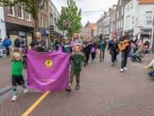 'Unmute Us' in Middelburg: Zeeuwse muzikanten willen weer spelen