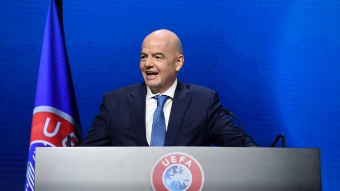 La FIFA serait favorable à un Mondial en Israël et dans les pays voisins