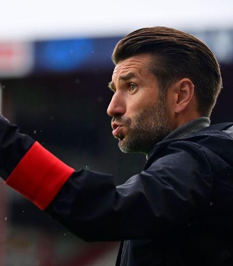 Luka Elsner quitte son poste d'entraîneur à Courtrai
