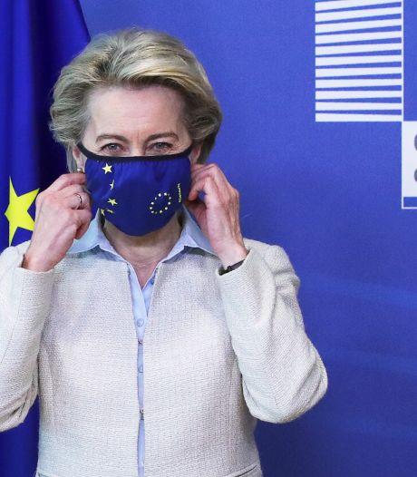 EU wil praten over opzijschuiven patenten coronavaccins