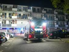 Politie vermoedt opzet bij kelderbrand in flat Oss, bewoners terug naar huis