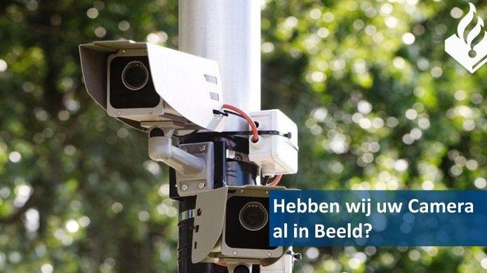 De politie in de Reggestreek vraagt eigenaren van particuliere bewakingscamera's zich aan te melden voor het project 'Camera in Beeld'.