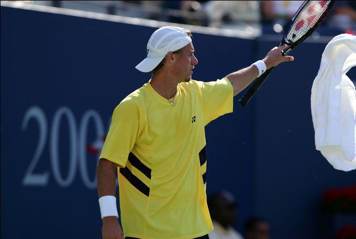 Lleyton Hewitt célèbre ses 40 ans, l'ATP lui rend hommage.