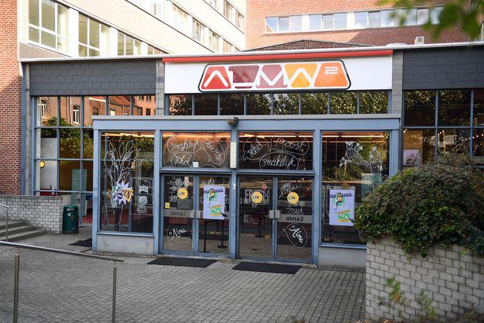 Studentenrestaurant Alma 2 in Leuven