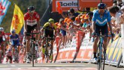 Valverde reed Muur van Hoei sneller (!) op dan vorig jaar (al vestigde hij in 2014 absoluut record)