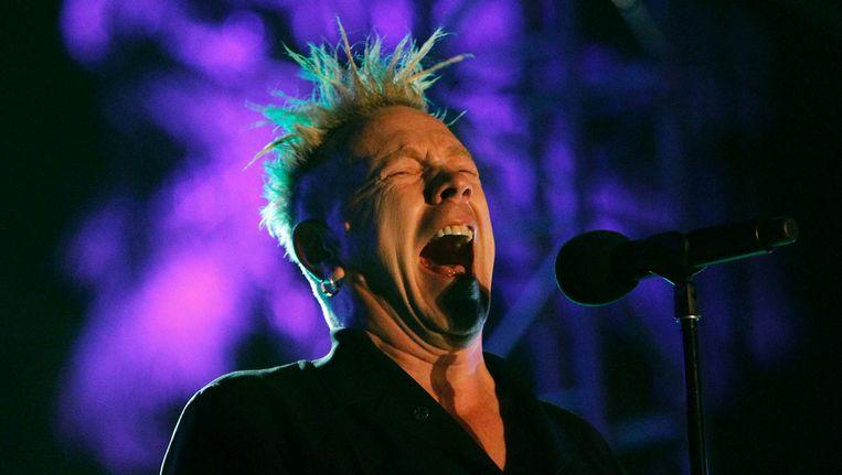 John Lydon (PiL) (archieffoto) Beeld REUTERS