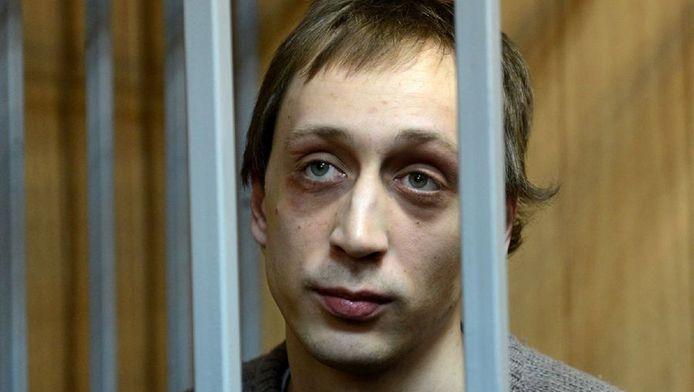 Pavel Dmitritsjenko bekende dat hij opdracht heeft gegeven voor de aanval met zwavelzuur