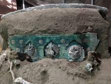 Un char de l'époque romaine découvert près de Pompéi