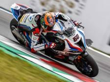 Van der Mark net naast het podium bij eerste race WK Superbike in Assen