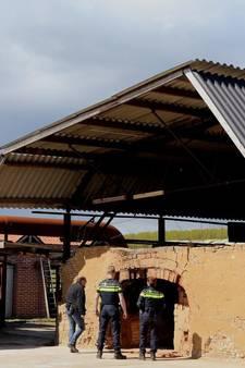 Inval in voormalige steenfabriek Velddriel: 26-jarige man aangehouden