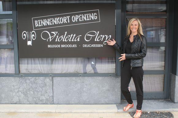 Violetta Clery opent in augustus culinaire eetgelegenheid op de Tremelobaan