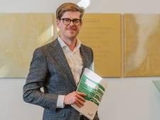 Wethouder Dolf Smolenaers (36) kan eindelijk weer lachen: De Bilt krijgt kleur op de wangen na meevaller van 2,1 miljoen