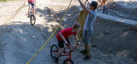Oude BMX-tijden herleven aan de Loofvennen in Leende