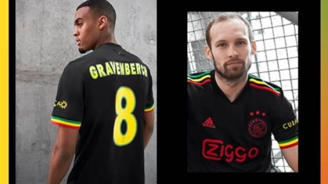 Lancering van Bob Marley-shirt Ajax leidt tot problemen webshop