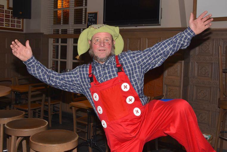 Prins carnaval 2019 Gullegem - kandidaat Frank Dewaegenaere