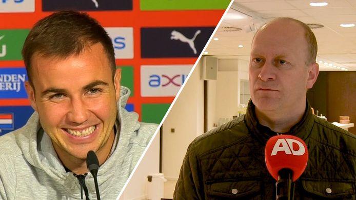 Mario Götze werd op 6 oktober binnengehaald door PSV. Een sensationele transfer, die maanden geheim bleef en zelfs voor de PSV-top een verrassing was.