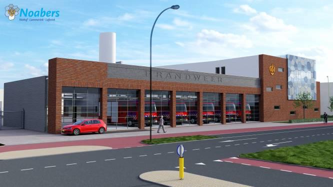 Dit wordt de nieuwe brandweerkazerne in Almelo: met respect voor het verleden en een klassieke glijpaal