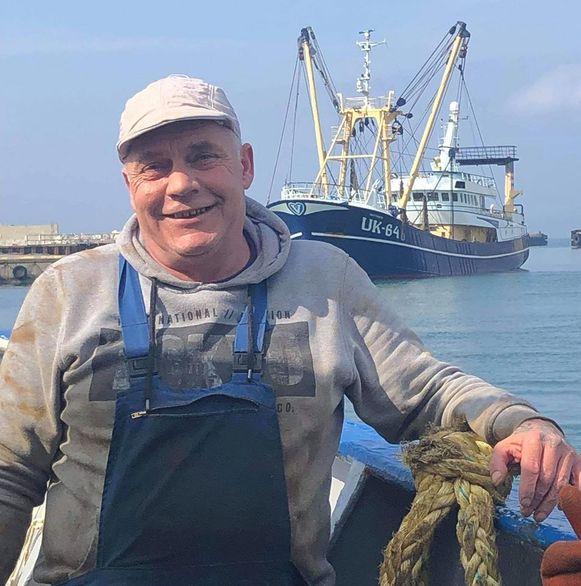 Fernand Mussche (56) uit Nieuwpoort overleed maandagnacht in Milford Haven in Wales.