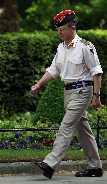 Generaal David Richards. Beeld REUTERS
