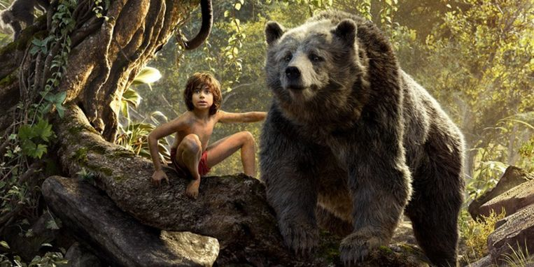 The Jungle Book Beeld Disney