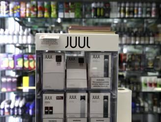 E-sigaret Juul bant fruitsmaken in de VS, maar niet in België