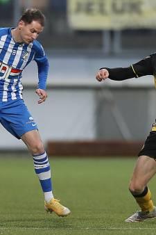 Samenvatting | FC Eindhoven laat gelukkige voorsprong uit handen glippen