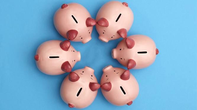 Spaarboekjes weer stapje dichter bij 300 miljard euro