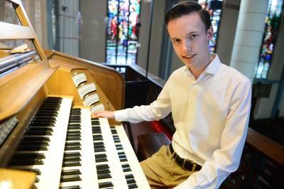 Het leven van Maarten uit Borne: orgel, orgel en nog eens orgel