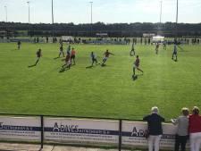 Elinkwijk en Nieuw Utrecht spelen gelijk in matige derby