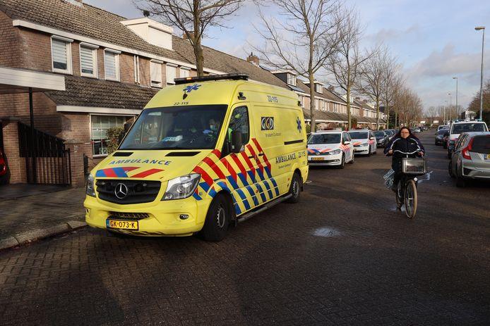Persoon gewond bij schietpartij Eindhoven
