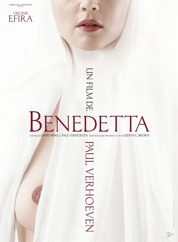 """Virginie Efira sera bientôt à l'affiche du film """"Benedetta"""" de Paul Verhoeven."""