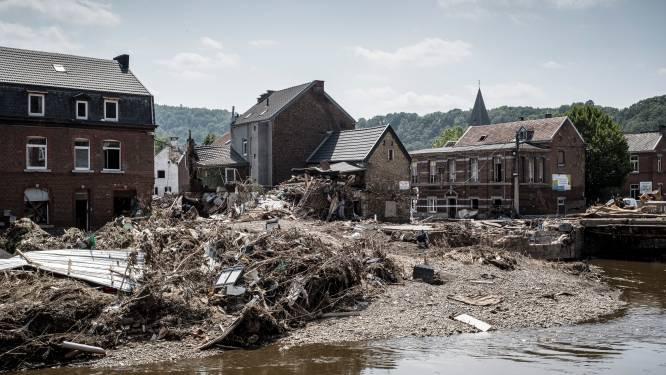 "Minuut stilte voor slachtoffers waterramp Wallonië. ""Alle vlaggen in de stad zullen halfstok hangen"""