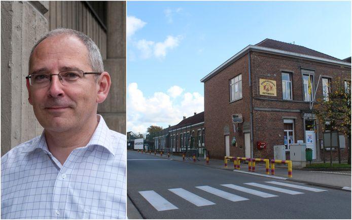 Hugo Thienpont zal de school omvormen tot een STEAM Academy.
