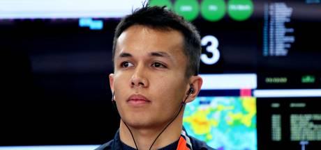 Albon geeft F1-droom nog niet op: 'Geloof dat ik me terug kan knokken'