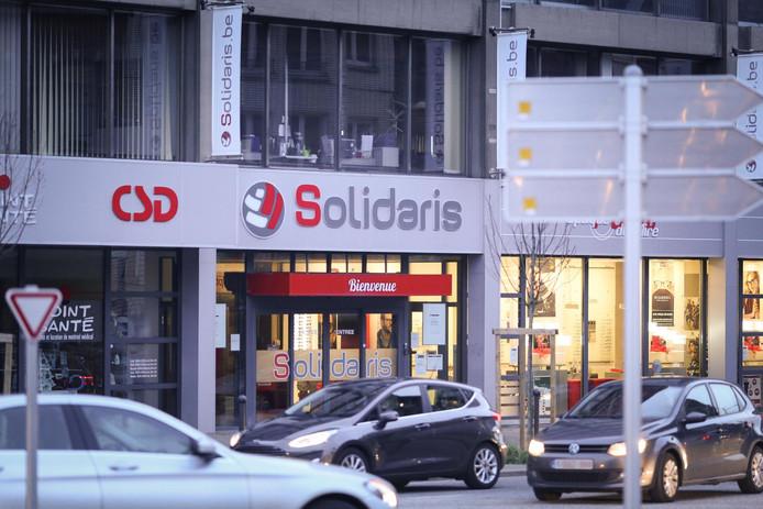 Solidaris à Charleroi