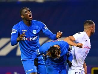 """REACTIES. Onuachu: """"We wilden drie punten, maar moeten hier tevreden mee zijn"""" - Sambi Lokonga: """"Ik zag een goed Anderlecht"""""""