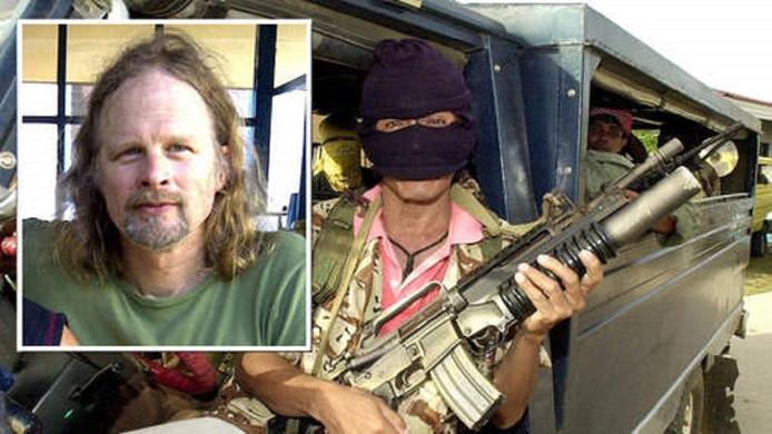 Ewold Horn werd begin 2012 ontvoerd.