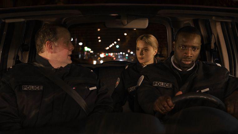 Still uit de film Police. Beeld