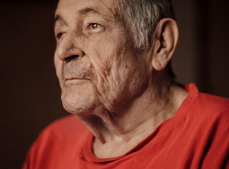 Pierre (84). Beeld Eric de Mildt