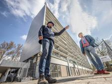 Extra woningen, tijdelijke 'tiny houses' en 'miscommunicatie' over geld: renovatie Palestrinaflats in Holtenbroek in volle gang