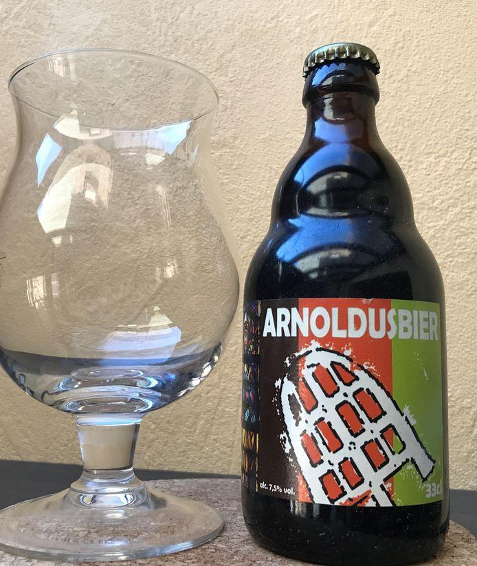 Het Arnoldusbier uit Oudenburg.