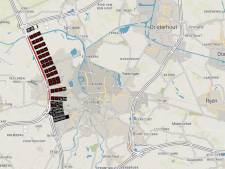 A16 weer open tussen Breda en Rotterdam na ongeluk