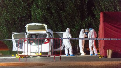 """Lijk in uitgebrande auto op Antwerpse Eilandje is Franse drugsdealer """"De Generaal"""""""