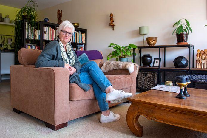 Ingeborg Hoogstad noemt de bijstand een pittige stressfactor.