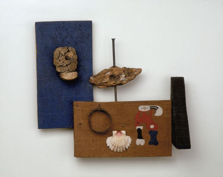 Joan Miró, Objet, 1931. Beeld Stedelijk Museum