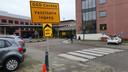 GGD vaccinatiecentrum in Amphia aan de Langendijk in Breda