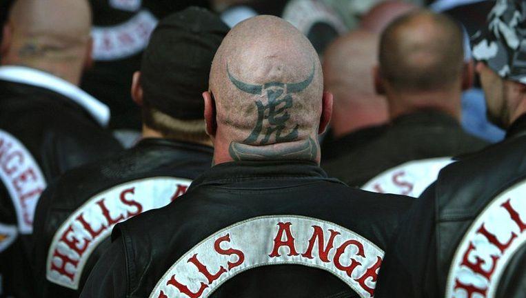 Meer dan 2,2 miljoen euro eisten de Angels omdat ze onterecht zouden zijn vastgezet. Foto ANP Beeld