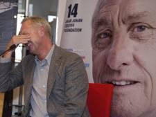 Cruijff wil Ajax opnieuw opbouwen