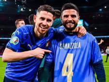 Italianen zingen voor geblesseerde Spinazzola na bereiken EK-finale: 'Olé Olé Olé, Spina Spina'