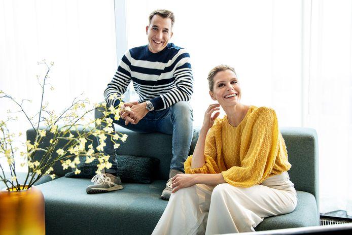 Andy Peelman en Dina Tersago - 'Ze zeggen dat'